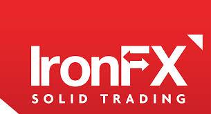ironfxのロゴ